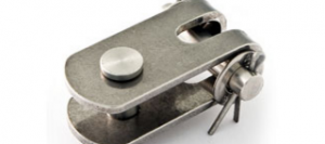 Stainless Steel Double Jaw Toggle